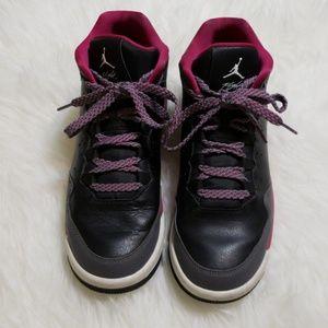 Jordan's Flight High Tops Tennis Shoes 6